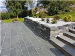 Sawn Paving stones in free lengths